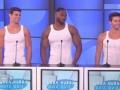 《艾伦秀第15季片花》S15E19 艾伦与三猛男大玩答题游戏