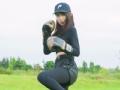 《健身荷尔蒙片花》第五期 李菲儿挑战运动大片 变身帅气女拳击手长腿撩人