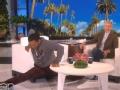 《艾伦秀第15季片花》S15E20 安东尼喝酒劈叉蹲起嗨不停