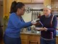 《艾伦秀第15季片花》S15E22 艾伦热水煮葡萄被奥普拉嫌弃