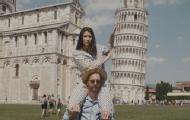 和比萨斜塔拍照的正确方式