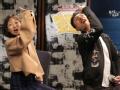 《抱走吧!爱豆片花》黄宗泽现蒙眼作画 叶青:宫崎骏看了会哭