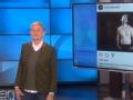 《艾伦秀第15季片花》S15E29 艾伦模仿霉霉现场在观众ins下留言