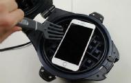 iPhone通过高温加热实验