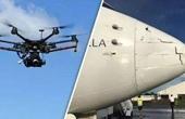 加拿大客机与无人机相撞
