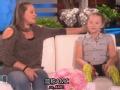 《艾伦秀第15季片花》S15E33 6岁先天残疾女孩儿决定截肢双腿