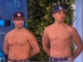 《艾伦秀第15季片花》S15E36 艾伦派裸男跳舞收取女观众节目门票