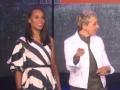 《艾伦秀第15季片花》S15E43 凯丽遭艾伦整蛊嘶声尖叫