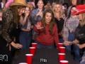 《艾伦秀第15季片花》S15E46 观众狂喝酒翻杯子只为赢乡村音乐节门票