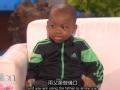 《艾伦秀第15季片花》S15E49 五岁街舞正太称自己贴心想当父亲献热舞