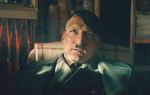 希特勒的种族灭绝计划
