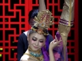 《创意中国片花》第一期 乐坛雅集创意中西结合 敦煌天仙VS斗牛舞女郎