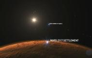 100年后上火星!