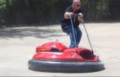 澳大利亚发明迷你版气垫船