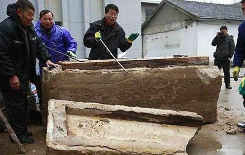 西汉古墓尸骸失踪之谜