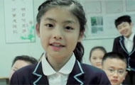 小学生用13国语言唱 if you