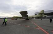 俄图160M2战略轰炸机下线