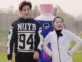 《健身荷尔蒙片花》张峻宁用胸肌压爆气球 现场飙污段子调侃LISA