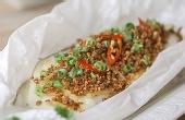 豆酥鳕鱼一锅一纸