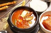 韩式金枪鱼泡菜汤