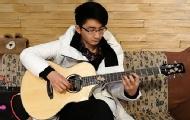 指弹吉他曲《风之诗》