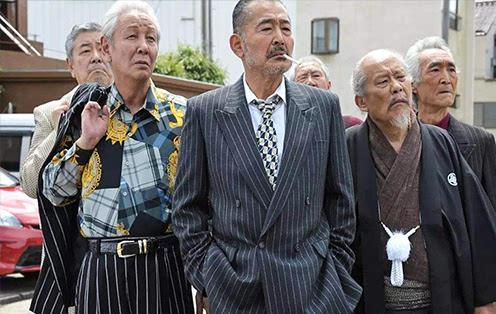解密日本最大黑帮山口组