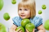 1个苹果提高孩子认知能力