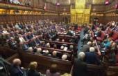 上议院投票修改脱欧法案
