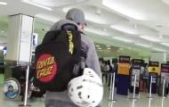 12岁男孩偷刷妈妈卡去国外玩