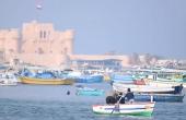 漫步埃及最北端听海