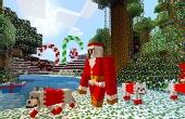 我的世界:夏日里的圣诞节