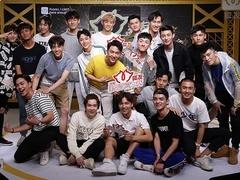 2018狐友国民校草大赛 200进50第三场全程