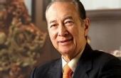 96岁赌王何鸿燊正式退休