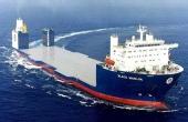 国产半潜船扛起万吨航母