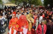 老外办中国式传统婚礼
