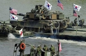 韩美暂停8月联合军演