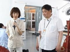 单霁翔澄清故宫裸照事件 首次开放故宫中控室