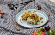鮮香脆嫩的中式白菜卷