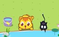 貓小帥兒歌:小貓跑跑