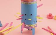 鍛煉寶寶手部運動的小玩具