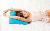 睡前拉伸,緩解一天疲憊