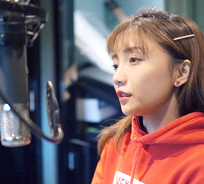 中國好學姐暖心翻唱,致 追求夢想與愛《需要人陪》的你