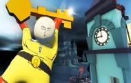 一拳超人用身體鑄成鑰匙