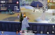 圣誕大作戰雪人快樂烤火