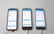 三款新手机充电速度测试