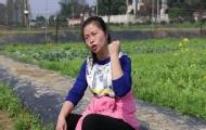 農村姑娘《女人靠自己》