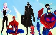 六位蜘蛛侠同时打BOSS