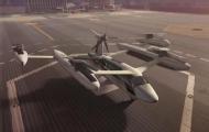 Uber研发空中飞的
