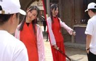 女友扮紫霞仙子向其求婚!