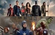 DC和漫威的愛恨情仇